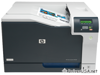 Driver HP Color LaserJet Professional CP5225n Printer – Download & installing steps