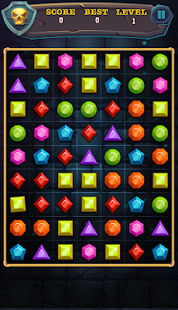Download Temple Jewels : Gems Quest - Puzzle For PC Windows and Mac apk screenshot 7