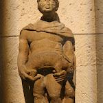 Musée d'archéologie nationale, Gaule romaine : sculpture