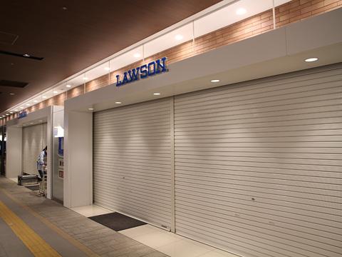 西鉄天神高速バスターミナル 乗車ホーム その12