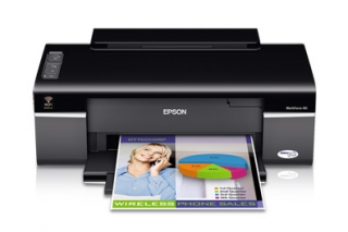 Drivers & Downloads Epson WorkForce 40 printer for Windows