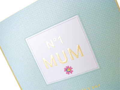 mother's day greetings - no 1 mum mother's day card