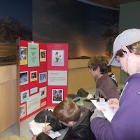 Geology Merit Badge Clinic at Burke Museum - DSCF1158.JPG