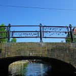 238-Een bruggetje waar de verliefden hun lot vergrendelen....