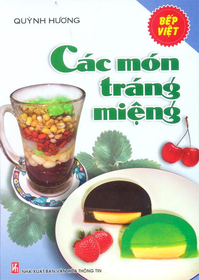 Sách dạy nấu ăn ngon: Những món giải khát đáng yêu