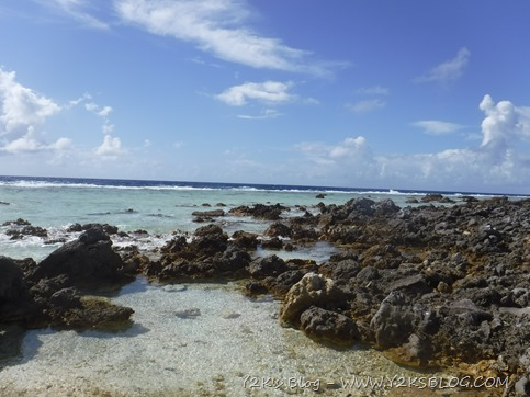 Reef esterno - Makemo