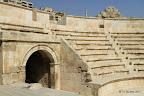 The Roman Theater sitting