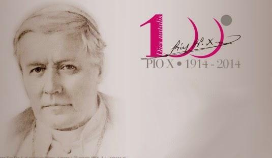 Centenario della morte di San Pio X