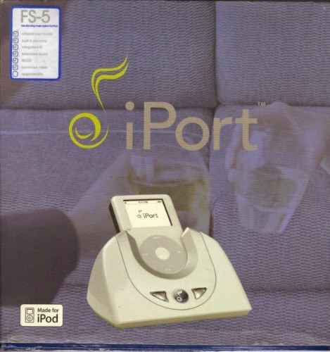 Iport Fs-5 Free Standing Ipod Docking System