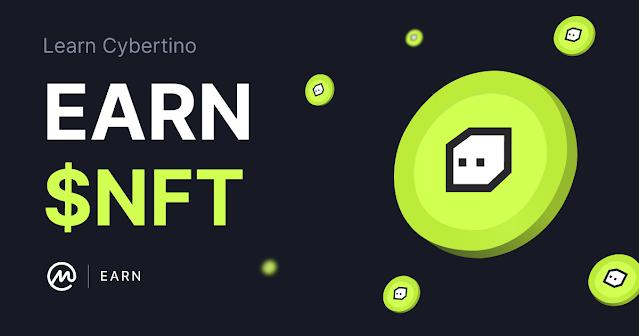 CoinMarketCap Cybertino Learn & Earn Quiz Answers