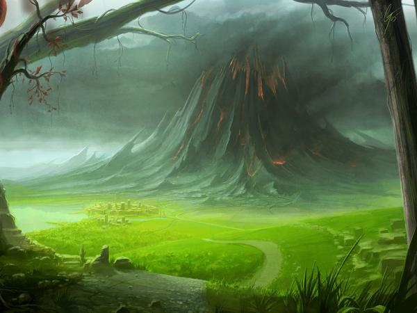 Lands Of Fantasy 8, Magical Landscapes 4