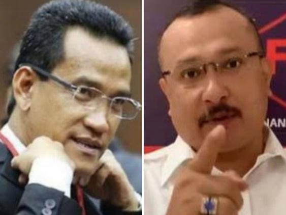 Refly Harun Tak Percaya Munarman Jahat, Ferdinand: Ref, Hukum di Negara Ini Tak Butuh Kau Percaya atau Tdak…!!