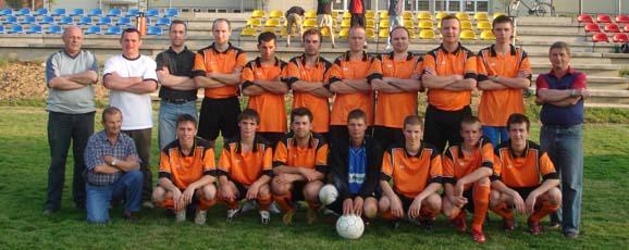 Kadra 2007/2008
