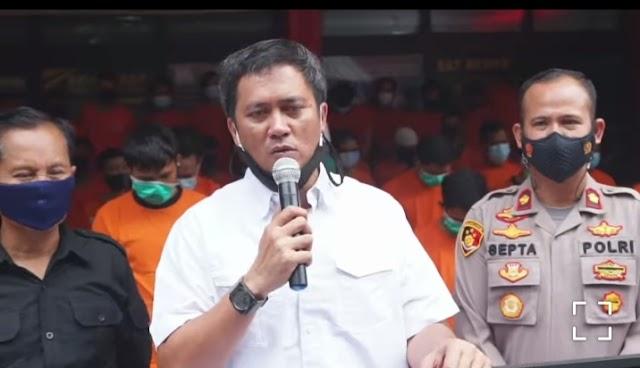 Karna Ini 2 Orang Pengamen Dibekuk Polisi di Bandung