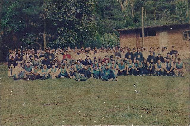 Encontro com Deus   Outubro de 2000