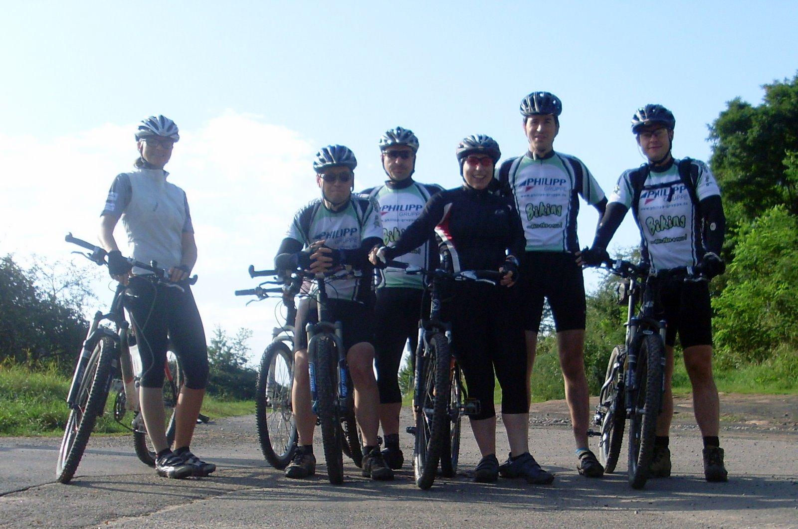 Spessart Biker Tour am 08.09.08
