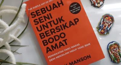 Review Terbaru Sebuah Seni Untuk Bersikap Bodo Amat