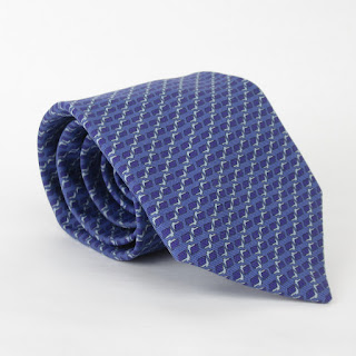 Hermès Silk File Folder Tie