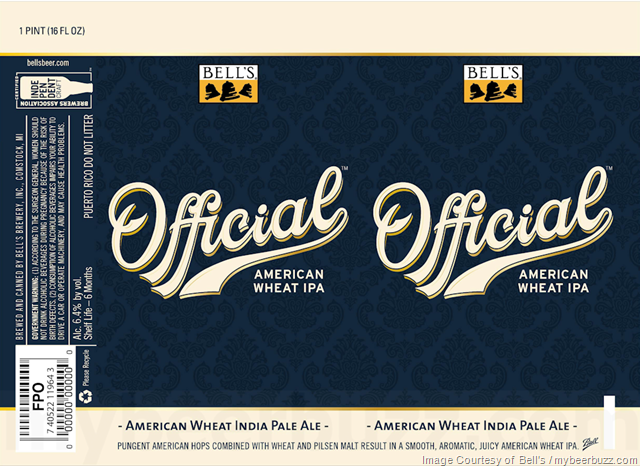 Make it Bell's Official ™; New American Wheat IPA Coming in February