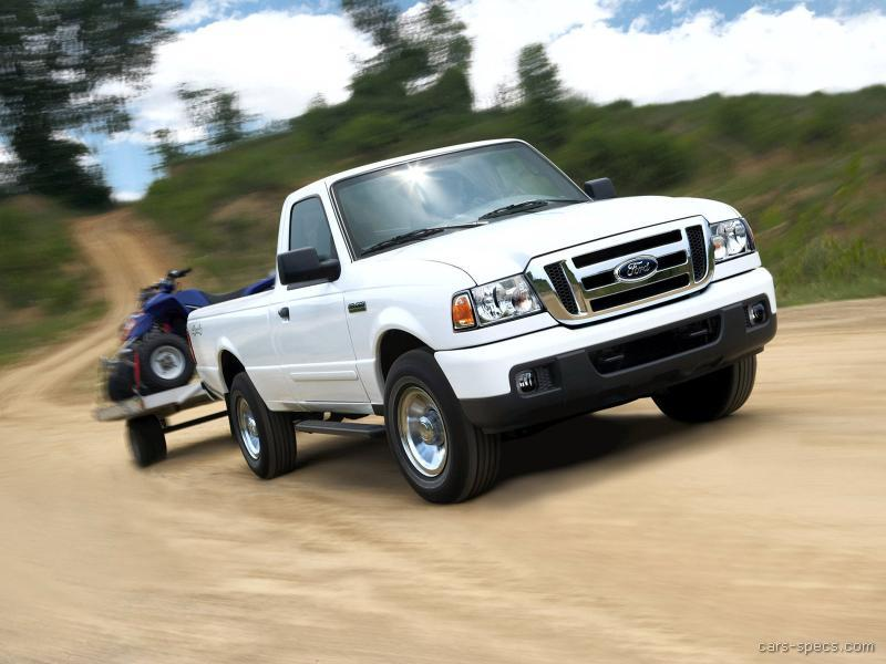 2006 ford ranger supercab specifications pictures prices. Black Bedroom Furniture Sets. Home Design Ideas