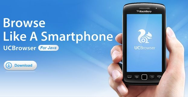 uc browser java phones