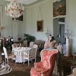 Château du haut : le grand salon