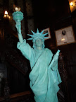 Liberty at the Friar's Club NYC
