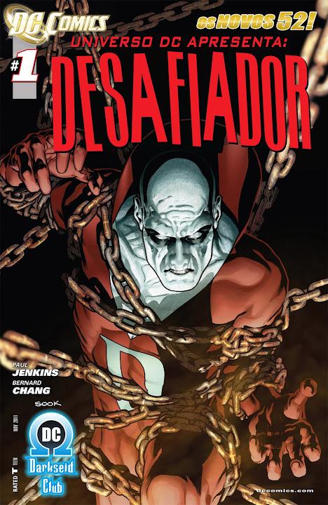 Universo DC Apresenta (Os Novos 52)