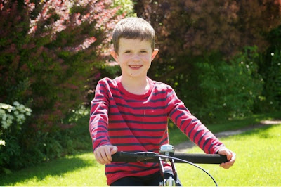 Tom who has Duchenne muscular dystrophy,