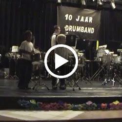 10 jaar Drumband