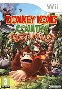 Jaquette du jeu Donkey Kong Country Returns
