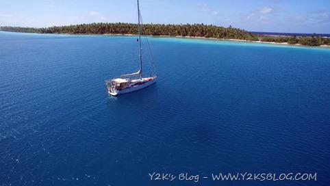 Y2K - ancoraggio Est di Raroia