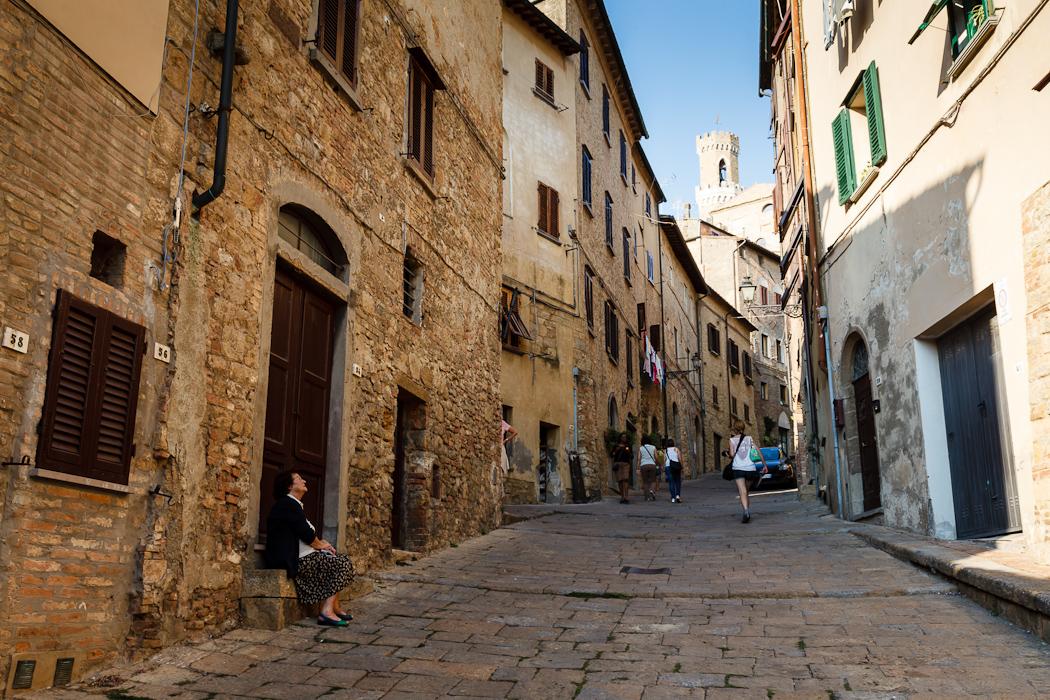одноименная улица - Via Porta all'Arco