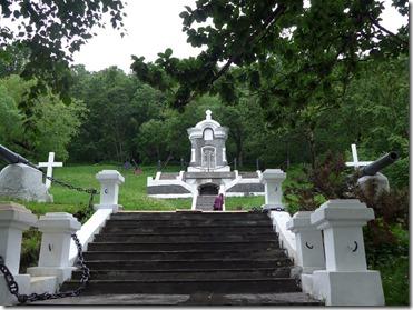 crimée monument commémorant la bataille de 1854