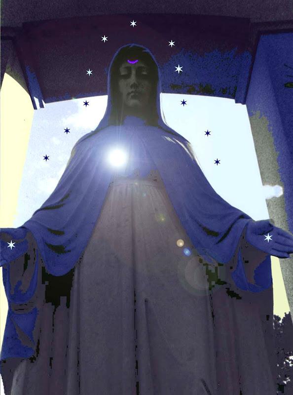 Mary Goddess, Goddesses