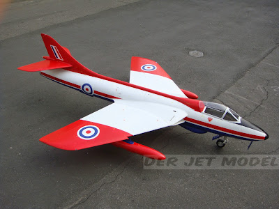 Hawker Hunter - XE601