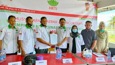 Himpunan Kerukunan Tani Indonesia Aceh Utara Dikukuhkan