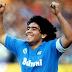 Prefeito diz que estádio do Napoli irá se chamar Diego Armando Maradona