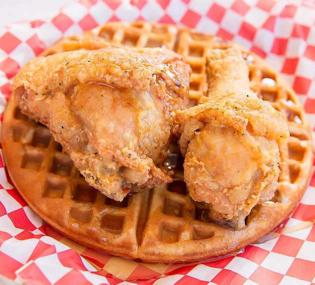 photo of 2 Piece Dark Meat with Waffle