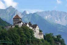 Замок Вадуца, Лихтенштейн - достопримечательности, путеводитель по Вадуцу