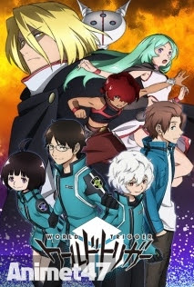 World Trigger SS2 - World Trigger Toubousha-hen 2015 Poster