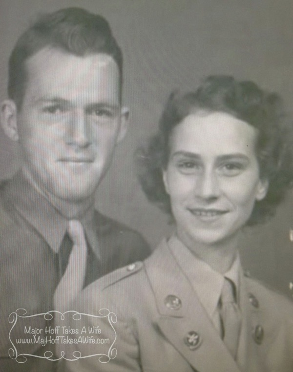 WW2 Married soldiers
