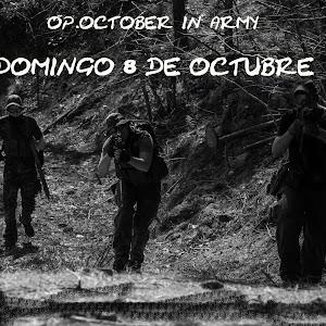 OP OCTOBER IN ARMY 8 DE OCTUBRE