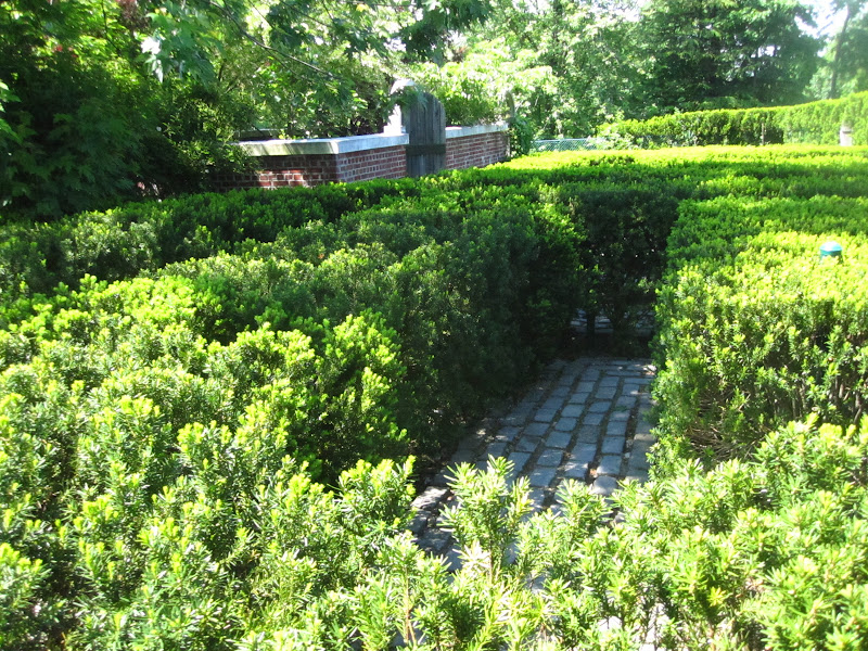 The Secret Garden at Snug Harbor