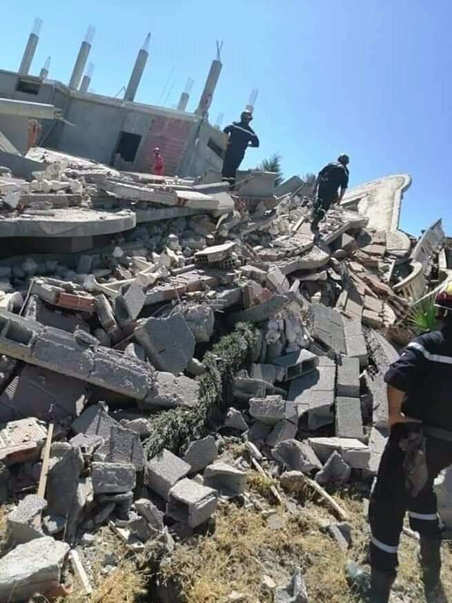 Dos terremotos sacuden el nordeste de Argelia