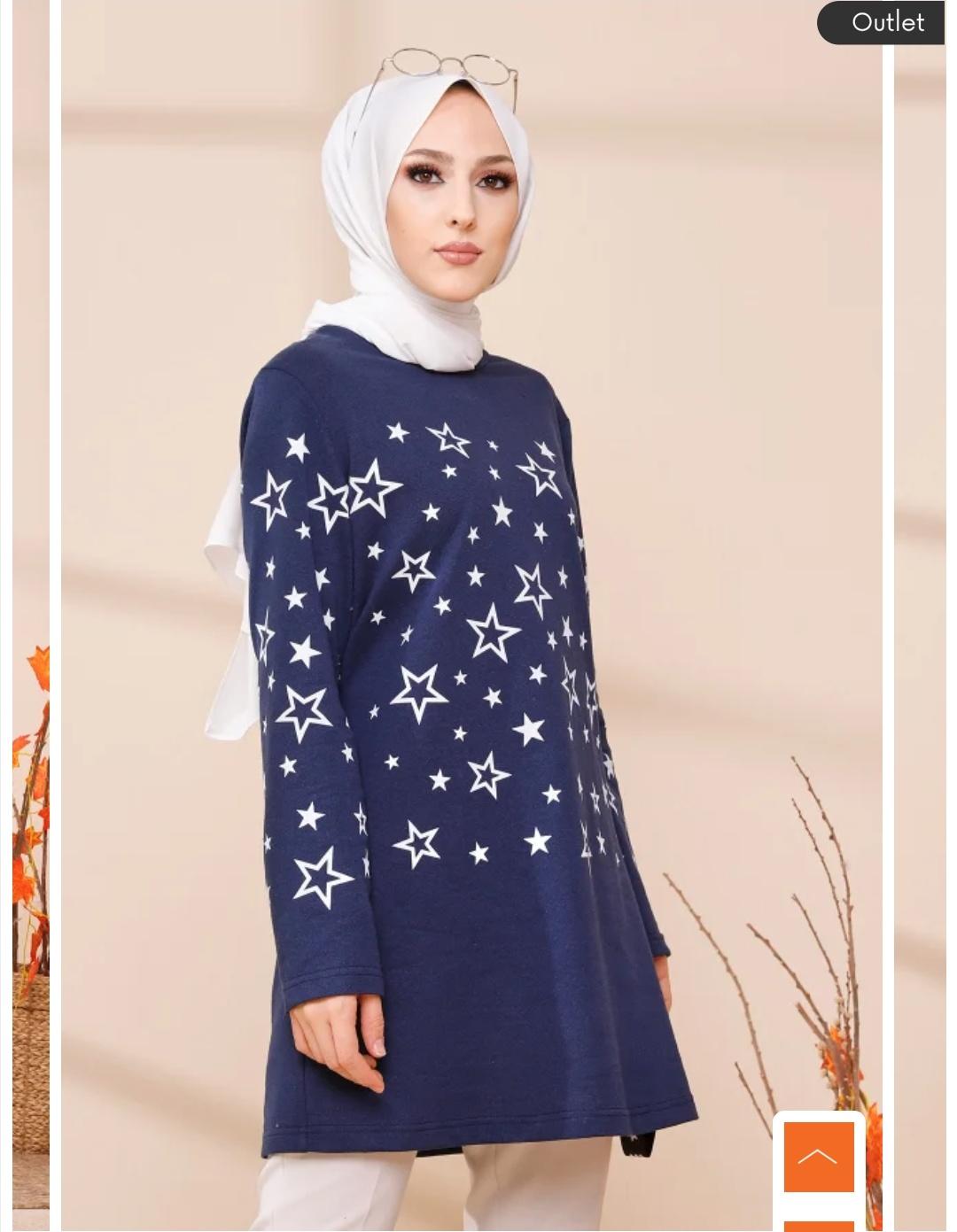 hijab tunique 2021
