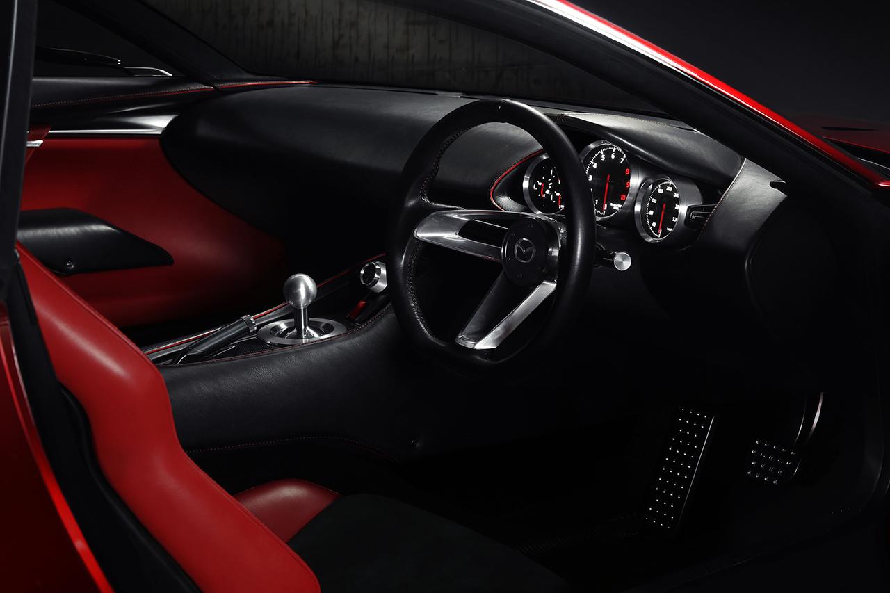 2017 Mazda RX7 2017 Mazda RX7 Interior