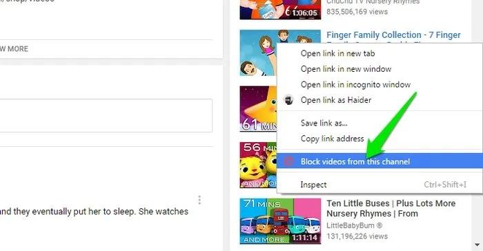 Block-Youtube-Channels-Video-Blocker