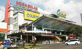 foto dan gambar mall perbelanjaan di wilayah bekasi