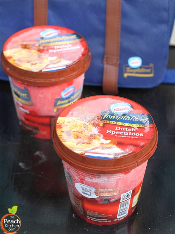 Nestle Temptations Dutch Speculoos | www.thepeachkitchen.com